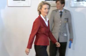 Ursula von der Leyen Nato Osteuropa