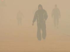 Luftverschmutzung: Neu-Delhi ist die dreckigste Stadt der Welt. (Foto: Screenshot von CNNMoney auf Youtube)