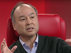 "Masayoshi Son, der Kopf hinter dem Megaprojekt ""Asian Super Grid"". (Foto: Screenshot, Youtube)"