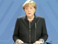 Angela Merkel Terroranschlag Flüchtlingsheim Tempelhof