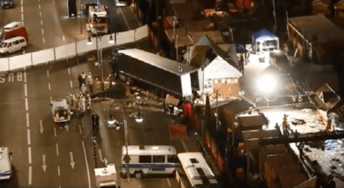 Automatisches Lkw-Bremssystem Terroranschlag Berlin