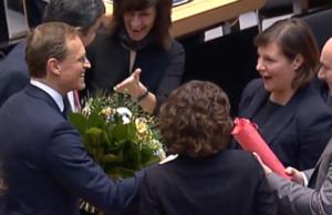 Michael Müller wiedergewählt