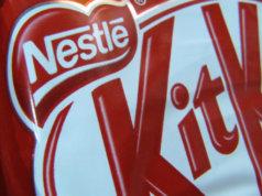 Nestle reduziert den Zuckergehalt in Schokolade um 40 Prozent. Hier: KitKat, ein Produkt von Nestle. (Foto: Howard Lake)