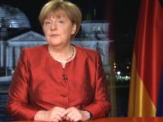 Neujahrsansprache Angela Merkel