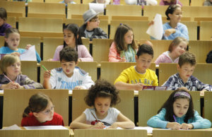 PISA: Deutschland verschlechtert sich in Mathe und Naturwissenschaften (Foto: Goethe-Universität Frankfurt)