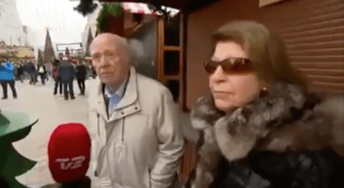 Vater Mutter Terroropfer Danke Frau Merkel
