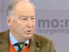 Alexander Gauland AfD Brandenburg Forsa Umfrage