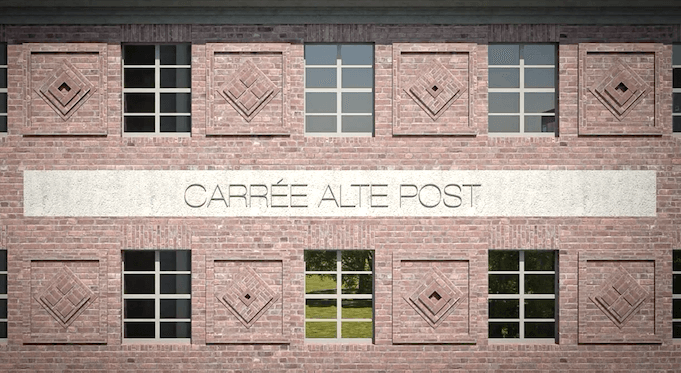 Carrée Alte Post Dolphin Trust GmbH 1