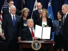 Dekret Donald Trump Terroristen Fakten Einreiseverbot