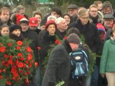 Demonstration Die Linke Karl Liebknecht Rosa Luxemburg