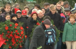 Demonstration Die Linke Karl Liebknecht Rosa Luxemburg