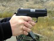 Dienstwaffe Sig Sauer P6 Ruckack