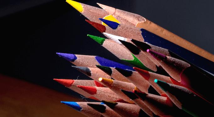 EU verbietet Buntstifte Kreiden Wasserfarben