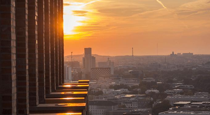 Großstadt Demenz-Risiko