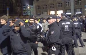 Kölner Polizei Silvester keine Nordafrikaner