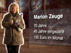 Marion Zeuge Rentner werden kreativ