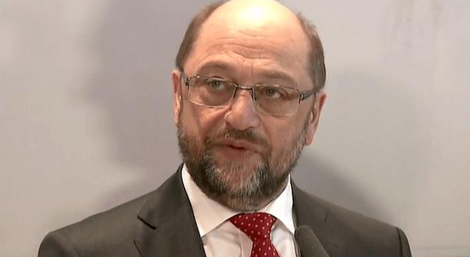 Martin Schulz SPD Arbeiterpartei