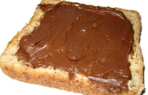 Nutella Rapsöl Ferrero