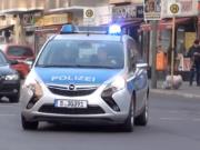 Polizeiautos Splitterschutz-Folien