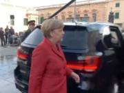 Angela Merkel EU-Gipfel Valletta Malta illegale Migranten