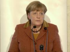 Angela Merkel Eugen-Bolz-Preis 2017