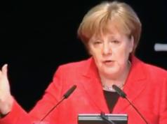 Angela Merkel Volk