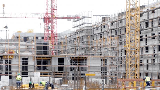 Baugrundstücke Berlin 2016