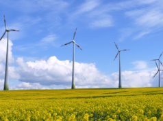 Deutschland neue Windkraftanlagen