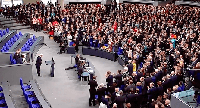 Frank-Walter Steinmeier erste Rede im Wortlaut