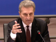 Günther Oettinger Brexit Kosten