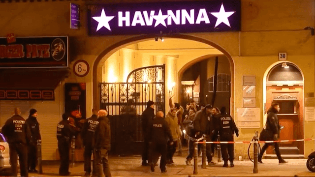 Havanna Schöneberg Türsteher