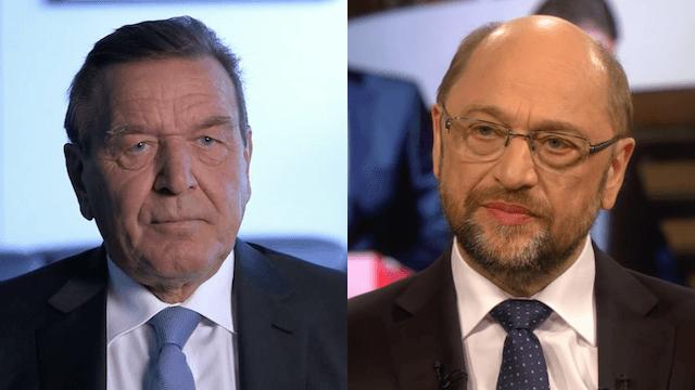 Martin Schulz Hartz IV Fehler