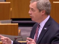 Nigel Farage Regel 165 freie Rede EU-Parlament
