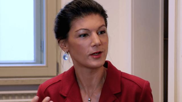 Sahra Wagenknecht Martin Schulz Hartz IV