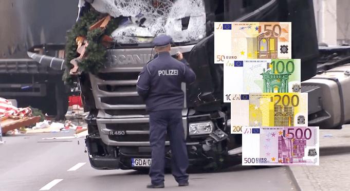 Terroranschlag Anis Amri EU-Kommission Bargeld abschaffen