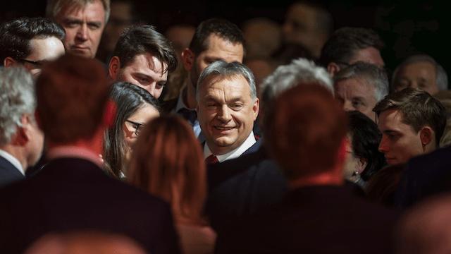 Viktor Orban wahre Flüchtlinge