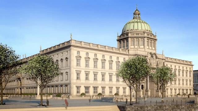 Berliner Stadtschloss Schwaben Spenden