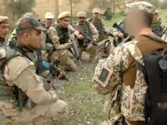 Bundeswehr Kurden Peschmerga gegen Jesiden
