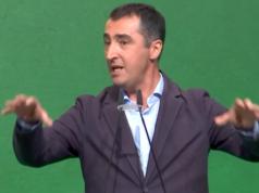 Cem Özdemir Grüne Aufstockung Polizei