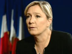 Marine Le Pen Immunität