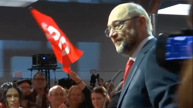 Martin Schulz SPD Familiennachzug 2018