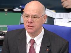 Norbert Lammert AfD-Alterspräsident