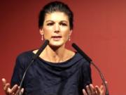 Sahra Wagenknecht gegen Erdogan