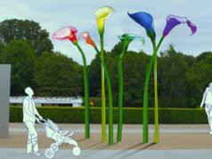 Schwulen-Denkmal Magnus Hirschfeld