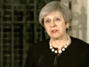 Theresa May gelebte Normalität