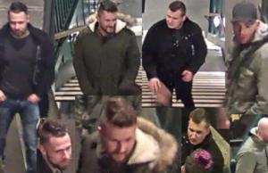 U-Bahnhof Eberswalder Straße Frau belästigt
