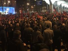 Wütende Türken Rotterdam