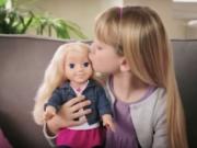 24.000 Euro Strafe, wenn Eltern diese Puppe nicht zerstören (Foto: Screenshot, Werbevideo für My Friend Cayla, Youtube)