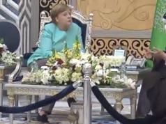 Angela Merkel Bundeswehr wird saudische Soldaten ausbilden