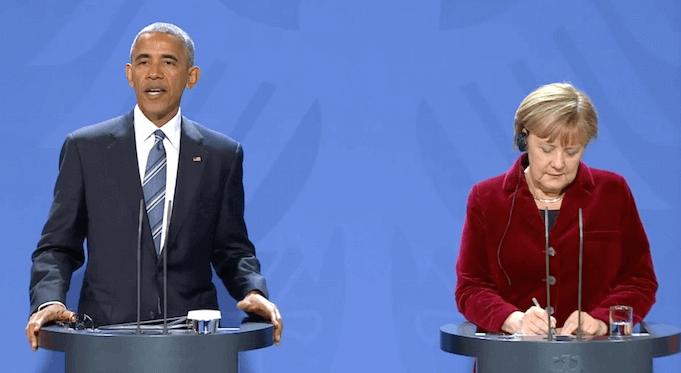 Barack Obama kommt zum Evangelischen Kirchentag nach Berlin
